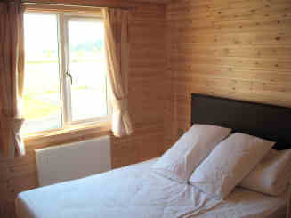 Woodpecker Lodge Bedroom