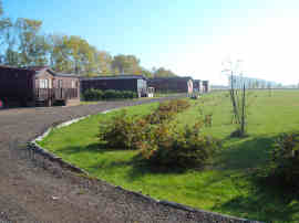 Thornham Fishing Lake Holiday Park